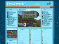 Funnygames.kr - Free Online Games - Fun for everyone - Play Now | FunnyGames