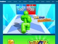Funnygames.pl - Gry online za darmo - Dla wszystkich - Zagraj | FunnyGames