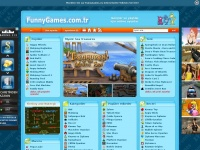 FunnyGames.com.tr - Ücretsiz online oyunlar!