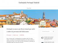 Embajadaportugal-madrid.org - Embaixada de Portugal em Espanha