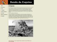 Bandadaesquina.com - Início