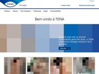 Escolha o Site TENA adequado - TENA