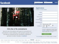 It-it.facebook.com - Ti diamo il benvenuto su Facebook: accedi, iscriviti o scopri maggiori informazioni