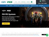 FGS BRASIL - TUBO PEAD de 20 a 1.600mm - 11 4617-8000 | FGS Brasil |