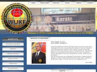 Wukf-karate.org - HOME @ WUKF - World Union of Karate-Do Federations   Together we can do the best Karate in the WORLD!