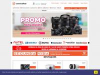 Importação e Comércio de material fotográfico, multimédia e electrónica para revendedores e profissionais de fotografia para Portugal |  Comercialfoto líder na  revenda.