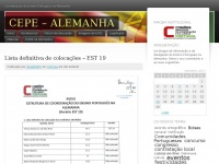 Cepealemanha.wordpress.com - CEPE – ALEMANHA