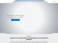 RETSCH - Moinhos de laboratório, Trituradores e Agitadores de Peneiras