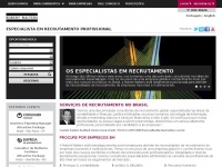 Robert Walters: Especialistas em Recrutamento