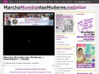 Marcha Mundial das Mulleres :: Feminismo :: Galiza