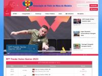 Início - Associação de Ténis de Mesa da Madeira