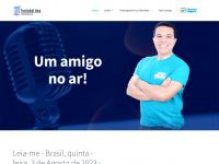 """Toninho Lima   """"Um amigo no ar""""   Radialista Liberdade FM 92,9"""