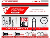 Rczbikeshop.com - MTB & road bike spare parts, MTB components, Wheels, Frames, SHIMANO, SRAM, ROCKSHOX, the best prices are at  RCZ Bike Shop
