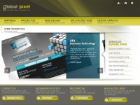 Desenvolvimento de Sites | GLOBAL PIXEL