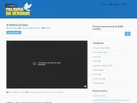 Igreja Palavra da Verdade – Pr. Airton Evangelista da Costa