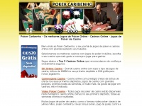 pokercaribenho.com