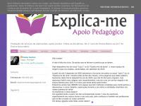 Explica-me Apoio Pedagógico