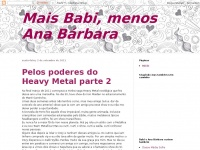 maisbabimenosanabarbara.blogspot.com