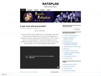Bandarataplan.wordpress.com - RATAPLAN | Rock Scout Music