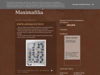 Omundoapaixonantedamaximafilia.blogspot.com - O Mundo Apaixonante da Maximafilia