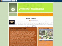 cidadehumana.blogspot.com
