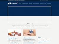 Antdr.org - ANTDR - Associação Nacional da Tuberculose e Doenças Respiratórias