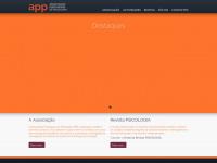 Appsicologia.org - Associação Portuguesa de Psicologia