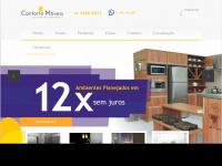 Confortomoveis.com.br - Conforto - Sala de jantar, dormitórios, home theaters, salas de estar e cozinhas.