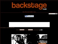 backstageforum.com - Registered at Namecheap.com