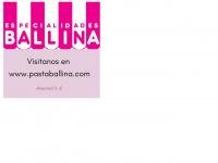 Ballina-sugarpaste.com - Amentuel S.A. - Productos para decorar tortas - Cake Decorating Supplies