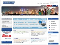 Estudar, Trabalhar e Viajar no Estrangeiro - INFORMATION PLANET