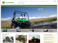 Equipamentos industriais | Máquinas, equipamentos e implementos agrícolas, de construção e florestais | John Deere BR