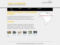 Delponce.com.br - DEL PONCE Montagem Industrial e Desmontagem Industrial