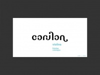 Corilon.com - Corilon violins - Fine old violins, violas, cellos and violin bows