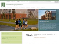Uvm.edu - The University of Vermont