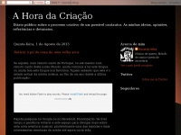 ahoradacriacao.blogspot.com