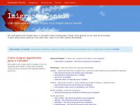 Imigração Canadá - Links úteis para quem quer imigrar ou já imigrou para o Canadá