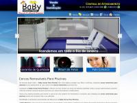 Babypiscinas.com.br - PROTEÇÃO DE PISCINAS  | Venda e Instalação 21) 2675-8637 / 99852-6714 / 99675-7307 | CERCAS REMOVÍVEIS PARA PISCINAS | CERCA DE PROTEÇÃO PARA PISCINA