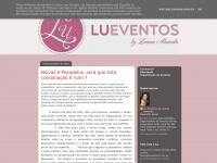 Lu-eventos.blogspot.com - Lu Eventos by Luana Almeida