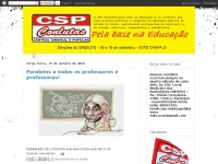 cspconlutaspelabasenaeducacao.blogspot.com