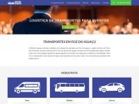 Destino Iguassu - Transporte para passeios turísticos em Foz
