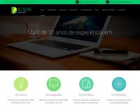 Criação e desenvolvimento de site p/ empresa em São Luís-MA - DETALHAR Agência digital
