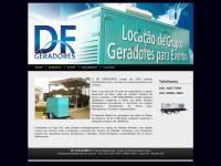 Dfgeradores.com.br - DF Geradores - Locação de Grupos Geradores