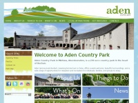 Adencountrypark.org.uk - Welcome to Aden Country Park