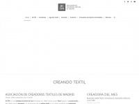 Creadorestextiles.org - Asociación Creadores Textiles Madrid | Asociación Creadores Textiles Madrid