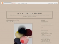 Its-a-textile-world.blogspot.it - It's a textile world