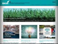 Base-adaptation.eu - BASE | Bottom up Adaptation Strategies for a Sustainable Europe