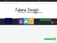 Publicidade e Propaganda - Juliana Design - Site, Website, Logo
