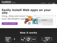 Filament.io - Filament by ShareThis