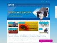 Kubicekballoons.eu - Home | Kubicek Balloons